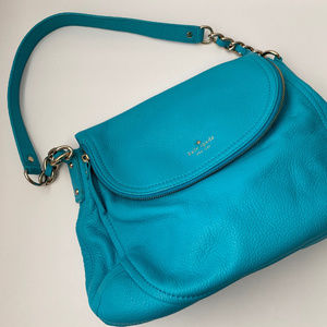 Kate Spade Cobble Hill Penny Pebble Leather